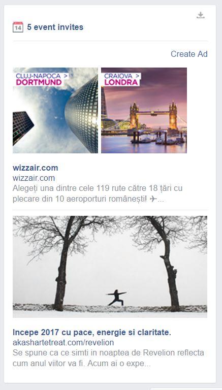 facebook reclame sidebar