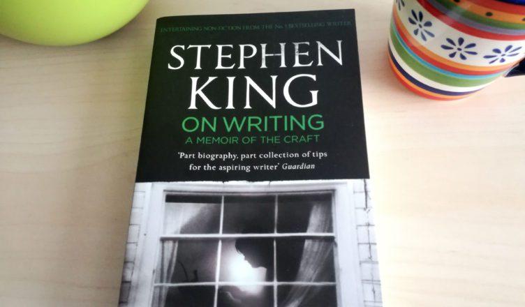 stephen king despre scris