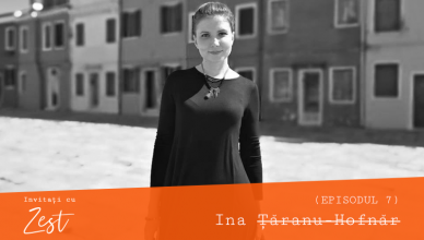 Interviu Ina Țăranu-Hofnăr