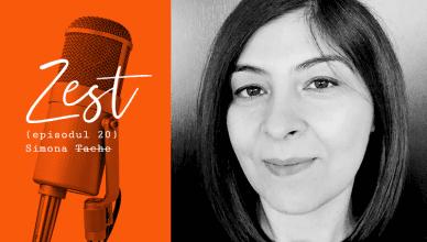 Podcast Simona Tache