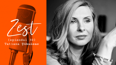Tatiana Tibuleac interviu podcast