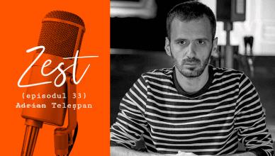Adrian Telespan Interviu