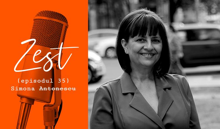 Interviu Simona Antonescu
